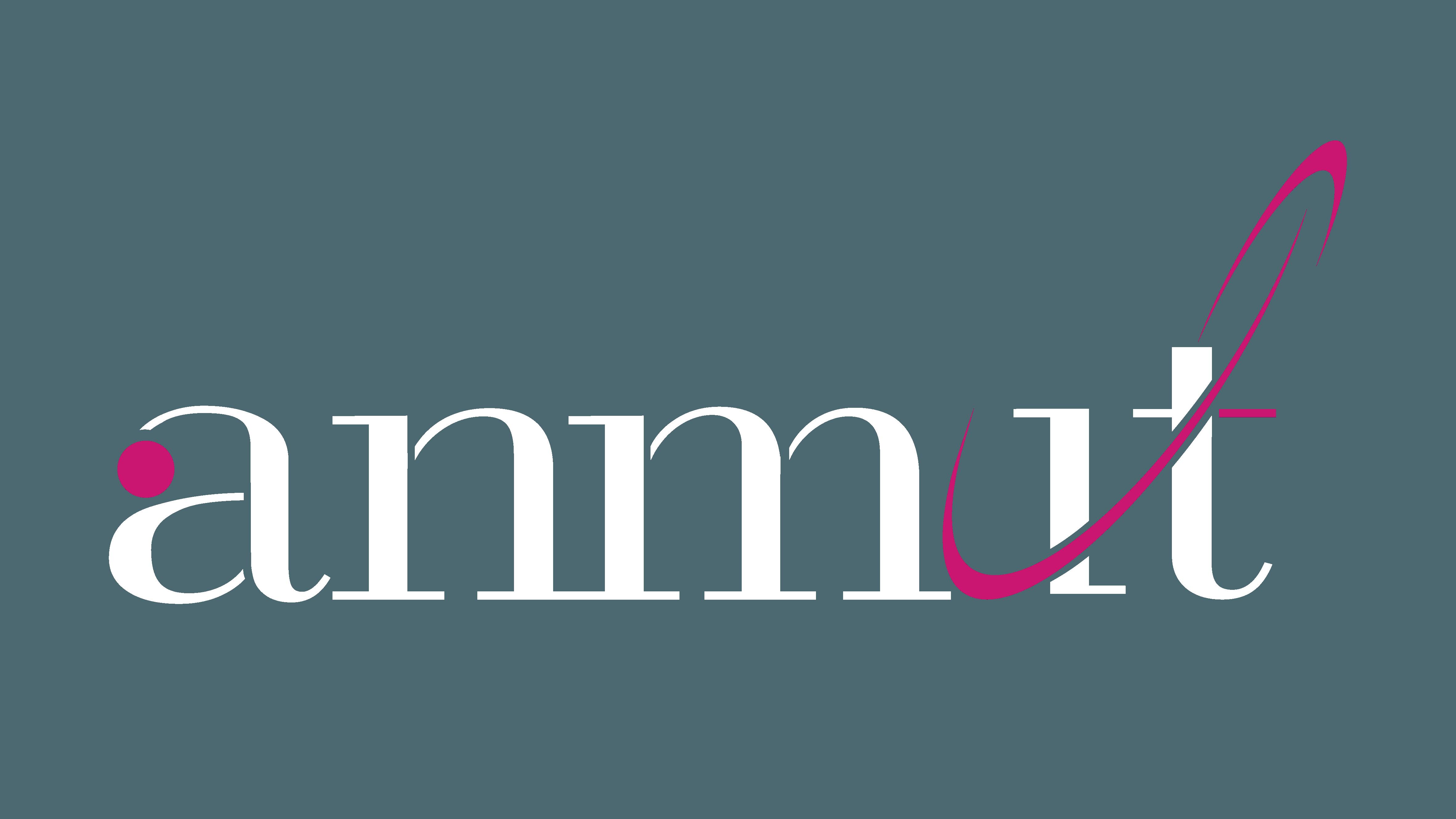 Anmut Logo White
