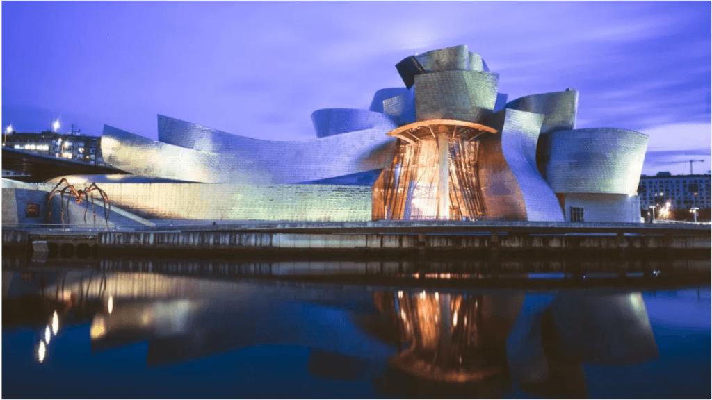 Guggenheim Museum Data Architecture