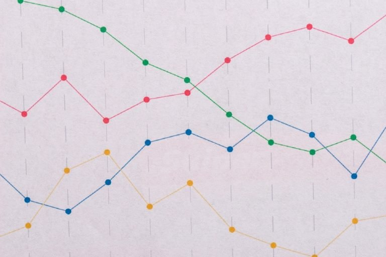 national data strategy graph with different colours